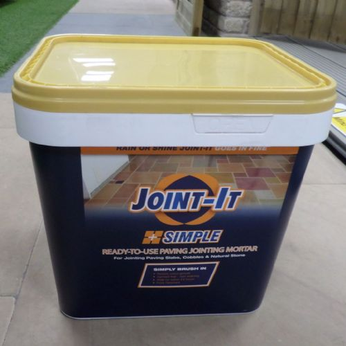 Joint It - Paving Joint Mortar 20kg